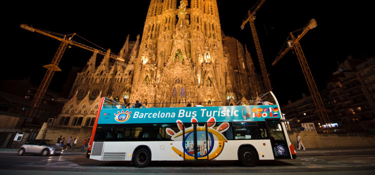 "Barcelona ""Hop On Hop Off"" Bus"