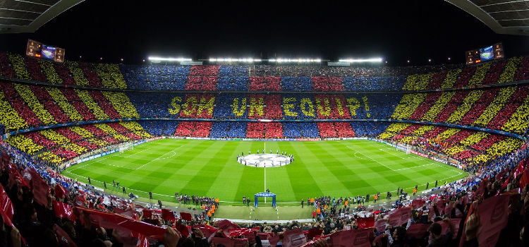 Image result for Camp Nou